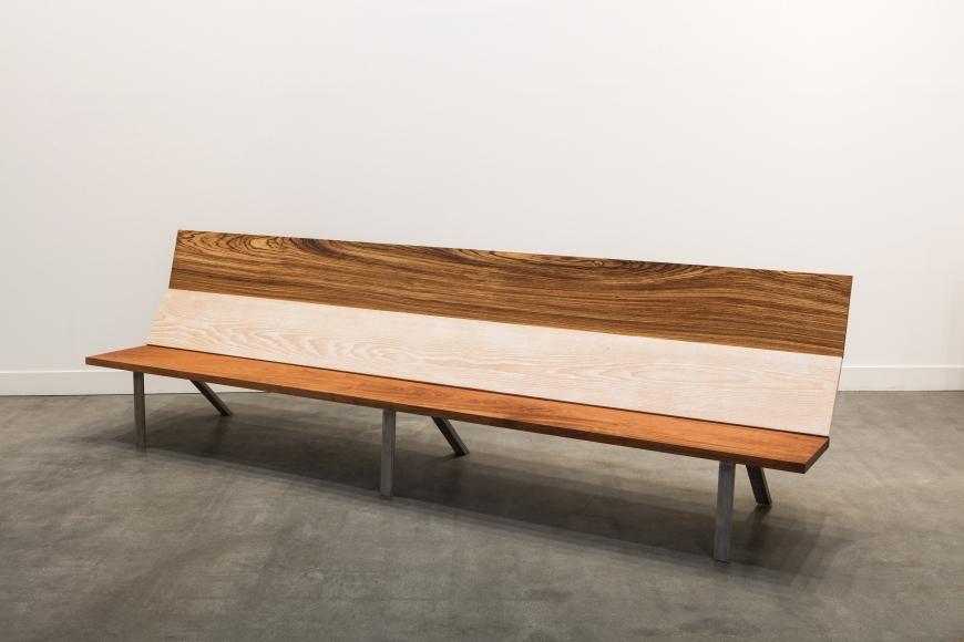 Mark Handforth Untitled Bench