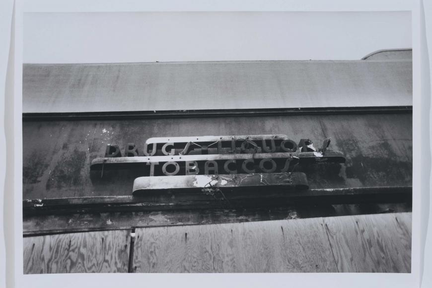David Lynch, Untitled (Los Angeles)