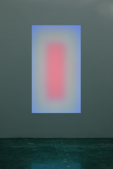 Kane Griffin Corcoran Represented Artist James Turrell Art Piece Gathered Light