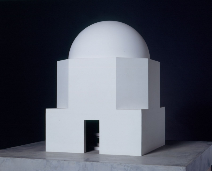 Kane Griffin Corcoran Represented Artist James Turrell Art Piece Cold Storage