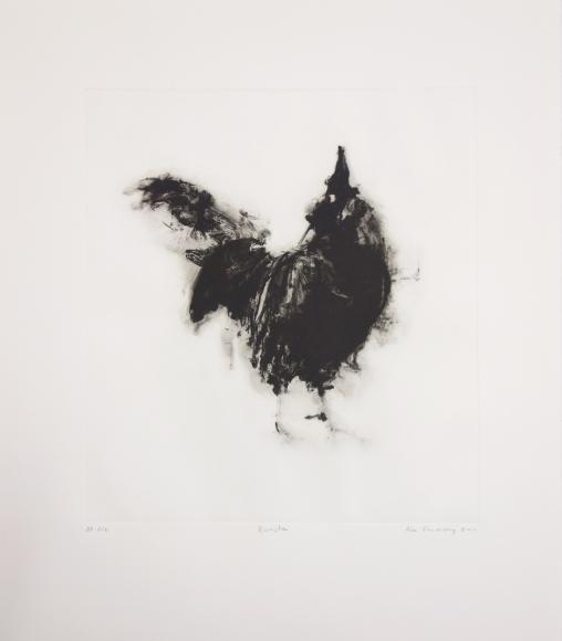 Alex Kanevsky (b. 1963) Rooster, 2011
