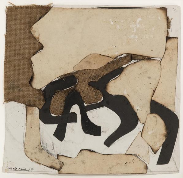 Conrad Marca-Relli - Untitled, 1973 - Hollis Taggart