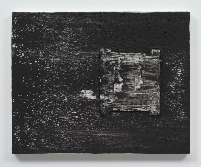 Jack Whitten - Space Sifter, 2014 - Hollis Taggart