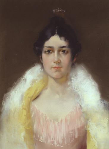 Alfred H. Maurer - Jenny, 1894