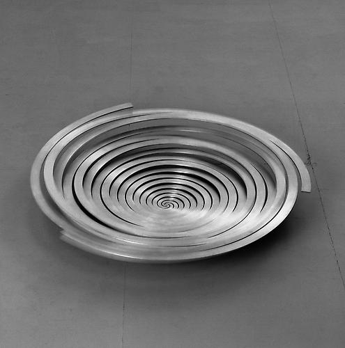Martin Willing - Large three banded disk, 2013