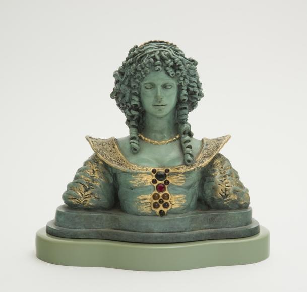 Audrey Flack (b. 1931) Queen Catherine, circa 1998-2005