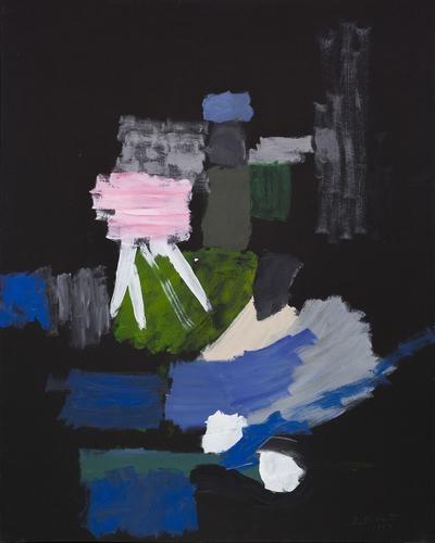 Bill Scott - Nighttime, 1997