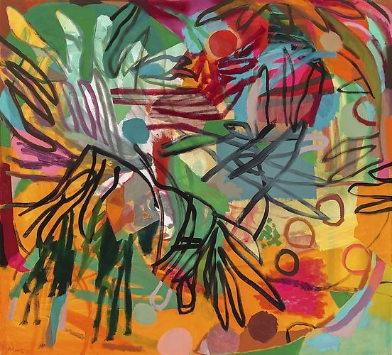 Bill Scott - Beneath a Tree, 2012