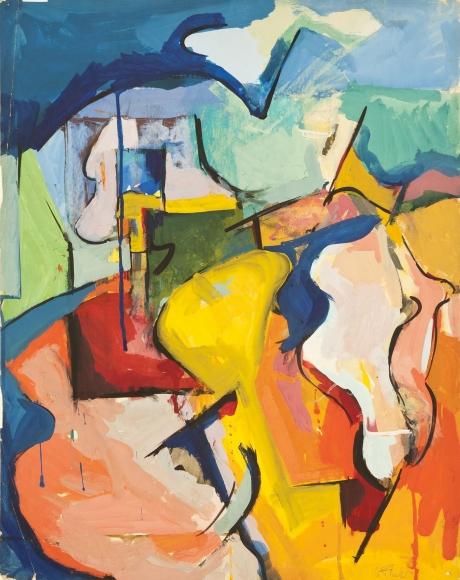 Audrey Flack - Passages, 1951