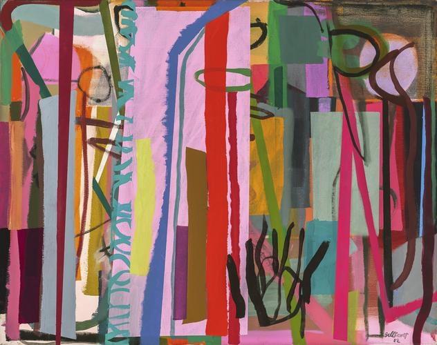 Bill Scott - Overlapping Days, 2012