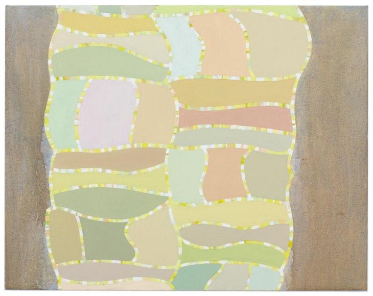 Thomas Nozkowski - Untitled 9-48, 2015 - Hollis Taggart