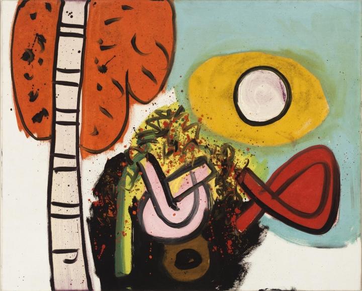 Alan Davie - Golden Tree No. 1, 1965