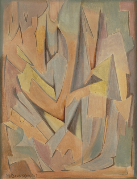 Manierre Dawson (1887-1969) Ascension, 1913