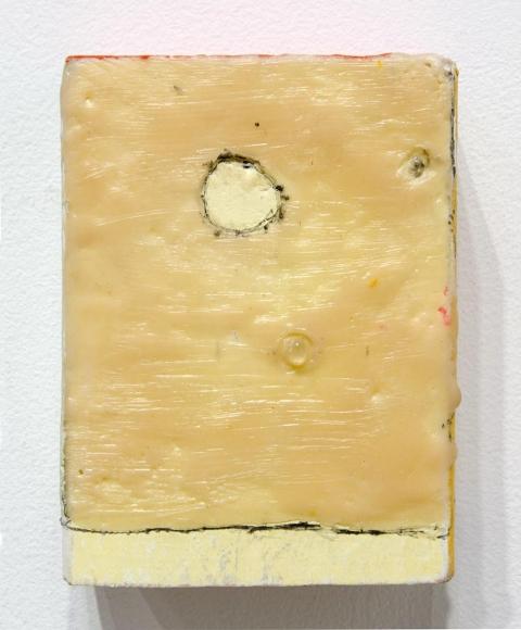 Cordy Ryman - Cream Moon Horizon, 2014 - Hollis Taggart