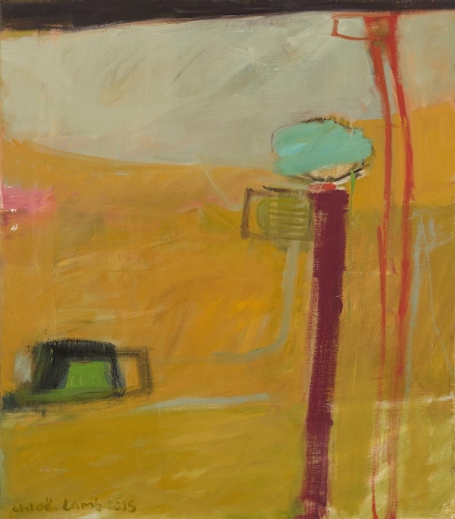 Chloe Lamb - Shoreline, 2015 - Hollis Taggart