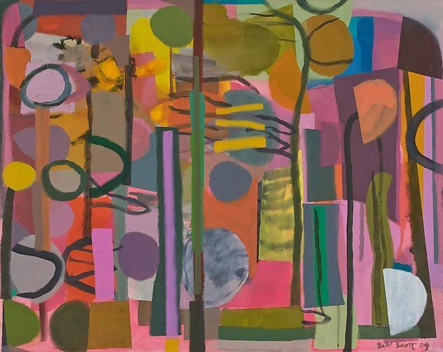 Bill Scott - Flowers and Weeds, 2009