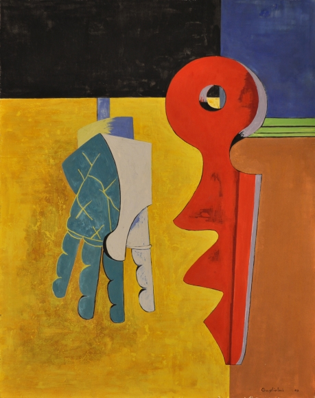 O. Louis Guglielmi (1906-1956) Untitled, 1949