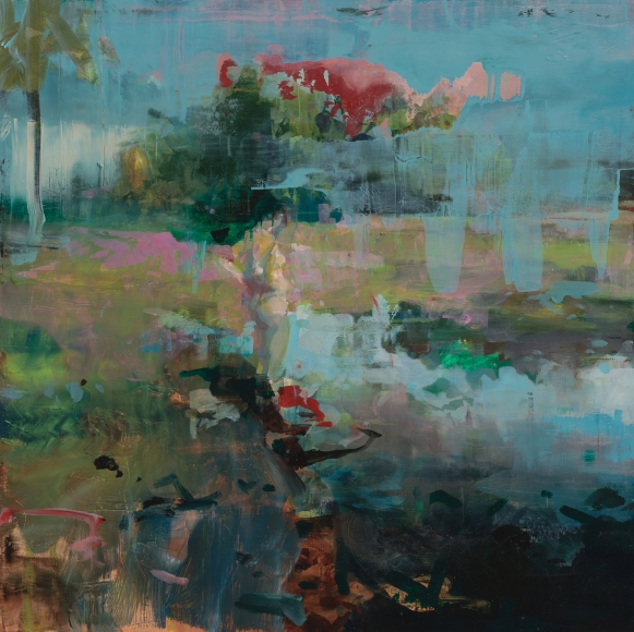 Alex Kanevsky (b. 1963) Poor Farm with Colors, 2016