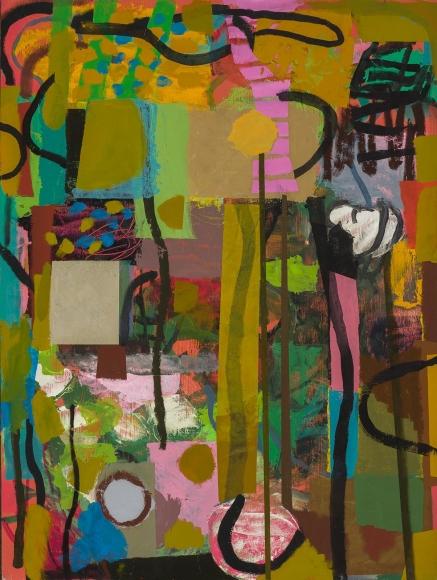 Bill Scott - Perennials, 2014