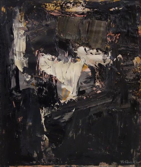Julius Tobias - Impression, 1958