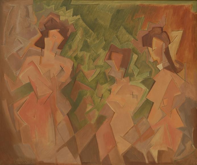 Manierre Dawson (1887-1969) Trio, 1913