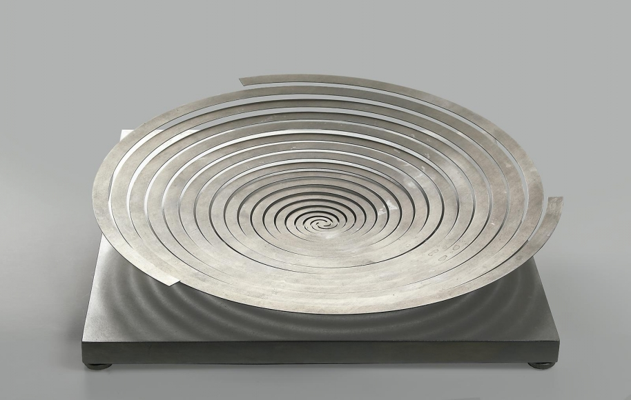 Martin Willing - Disk with Three Bands, 1997
