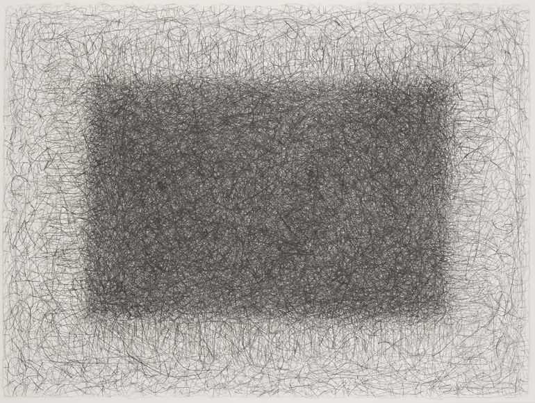 Richard Pousette-Dart - Untitled, 1977