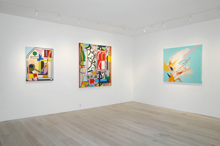 Highlight: Summer One - Installation view