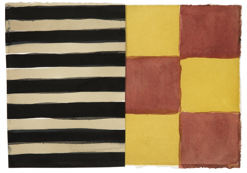 Sean Scully - Untitled, 1996