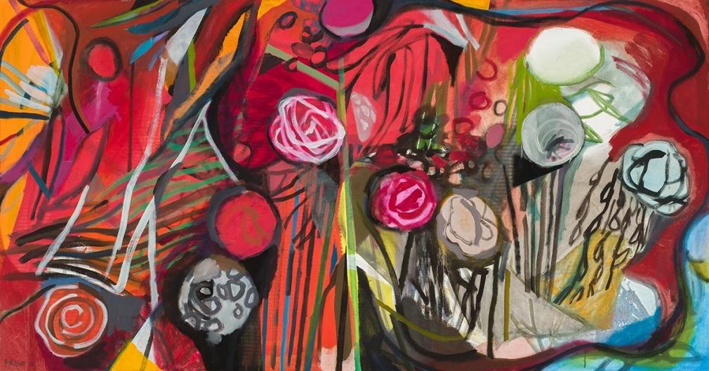 Bill Scott - Bird's Nest, 2015