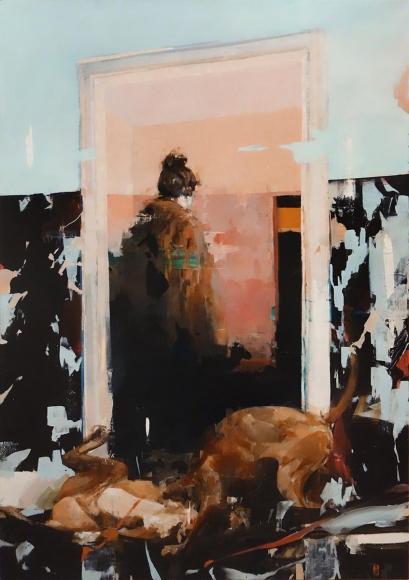 Alex Kanevsky - Divine Lorraine, 2014 - Hollis Taggart