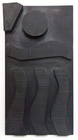 Louise Nevelson - Untitled (Moon Plant), 1957