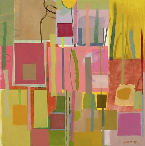 Bill Scott - From My Window: Spring, 2007