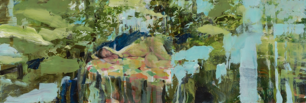 Alex Kanevsky (b. 1963) Sleeping in New Hampshire 1, 2016