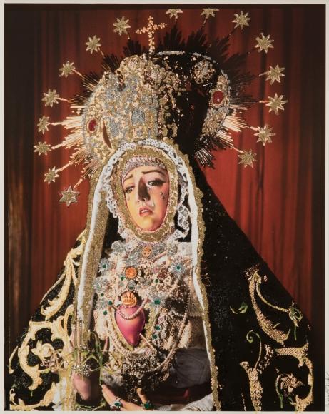 Audrey Flack (b. 1931) Sparkle Madonna, 2014