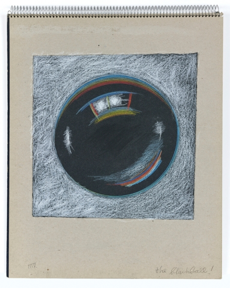 Man Ray - The Blackball!, 1960s