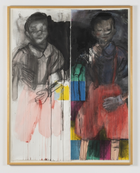 Jim Dine  Two Brothers From Collodi, 2011