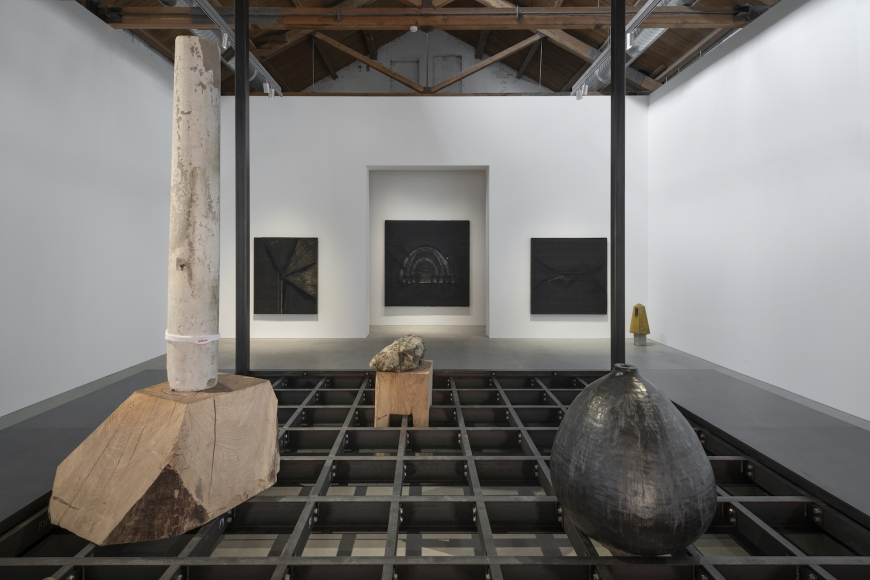 Theaster Gates Every Square, 2019