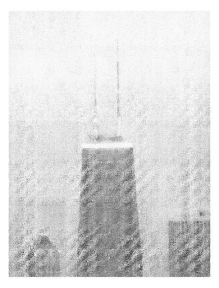 Chicago, 2010 Graphite on paper