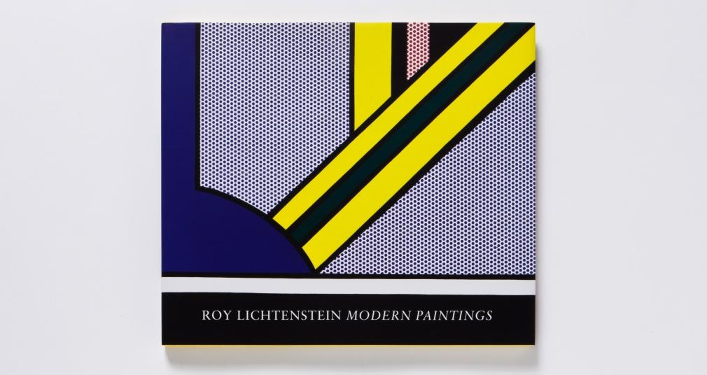 roy lichtenstein modern painting catalogue