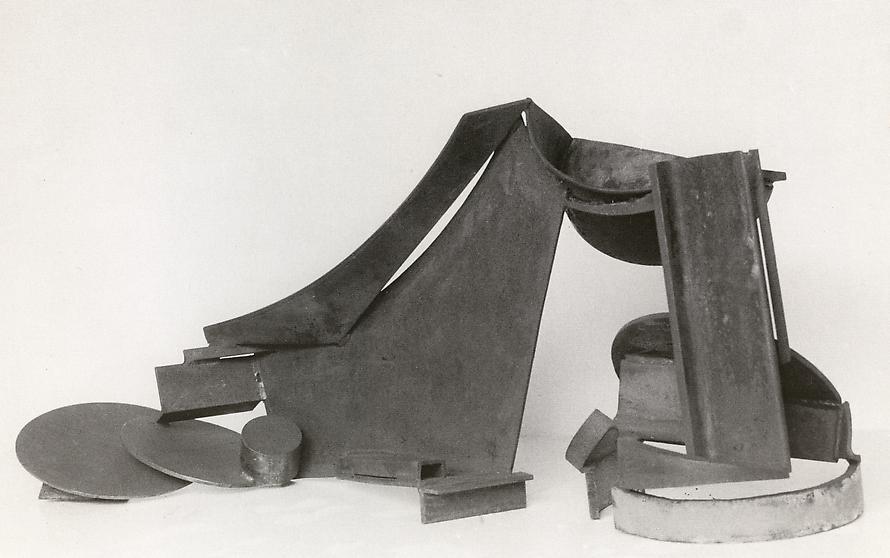 Table Piece Y37, 1984 - 85