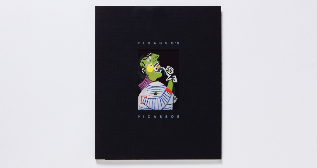 picasso picasso catalogue