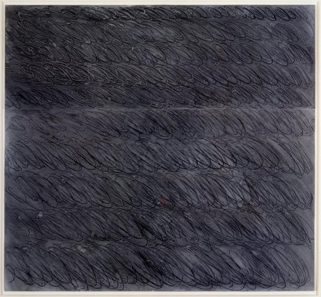 Untitled, 1967 Oil on paper