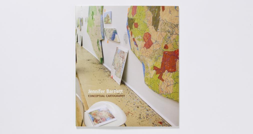 jennifer bartlett conceptual cartography catalogue 2004
