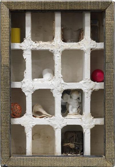 Joseph Cornell Untitled, c. 1950