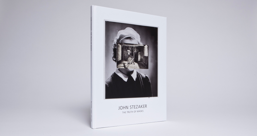 john stezaker truth of masks catalogue