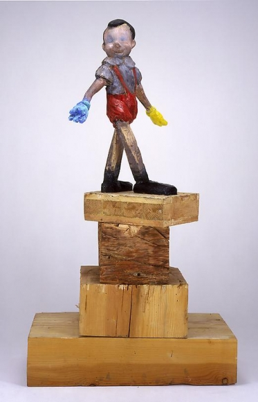 Ode to his Hands, 2004