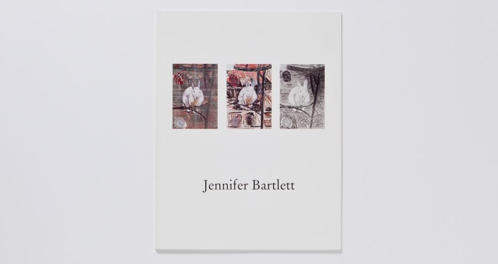 jennifer bartlett 24 hours elegy catalogue