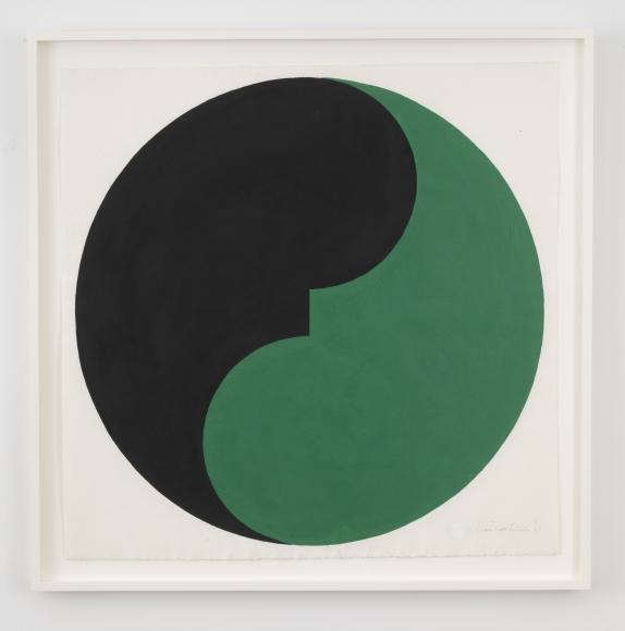 Leon Polk Smith (1906-1996), Untitled, 1961