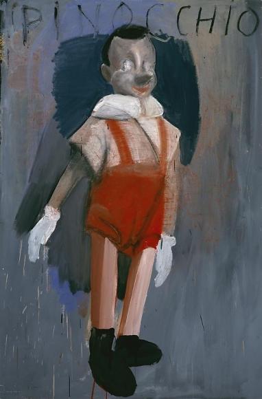 Pinocchio #2, 1997